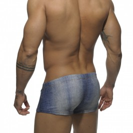Boxer de bain Jean - ref :  ADS049 BLUE JEANS 500