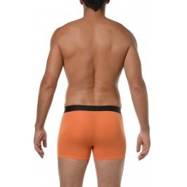 Boxer microfibre Origins orange - ref :  10154643 1789