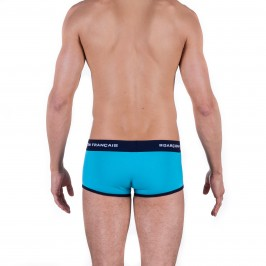 Le Boxer turquoise - ref :  GFB TURQUOISE