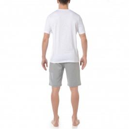 T-shirt Clément blanc - ref :  360138 0003