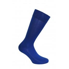 Mi-chaussettes unies, semelle double bleue - LABONAL 11110 1050