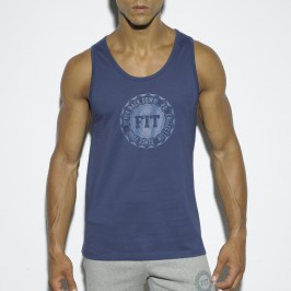 T-SHIRT Navy - ES COLLECTION TS194 C09