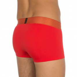 Low Rise Trunk rouge & or - CALVIN KLEIN *NU8620 3TRR