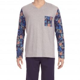 Pyjama Hibis gris - HOM 400470 00ZU