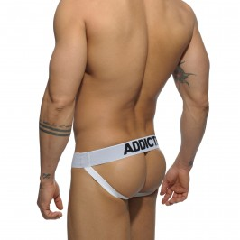 JockStrap my basic blanc - ADDICTED AD469 C01