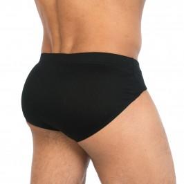 Slip Premium Cotton Comfort noir - HOM 400287 0004