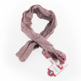 Echarpe Labonal rouge chiné - LABONAL 75116 9000