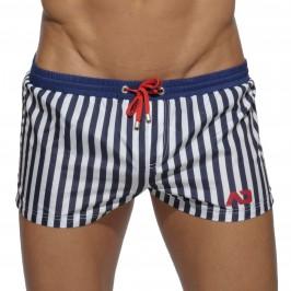 Short de bain Sailor navy - ADDICTED ADS132 C09