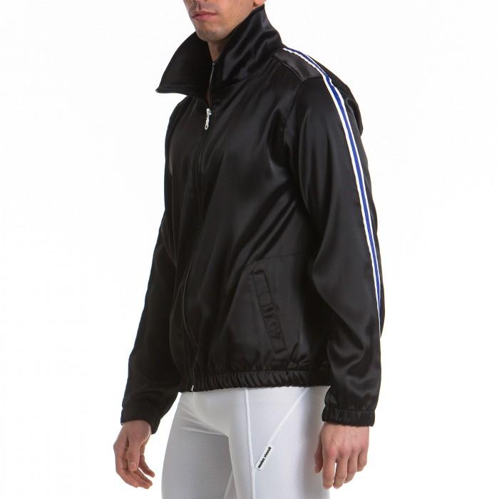 90'S Jacket noir - MODUS VIVENDI 13751 BLACK