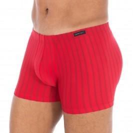 Boxer  polyamide stretch rouge - IMPETUS 2047B68 A55