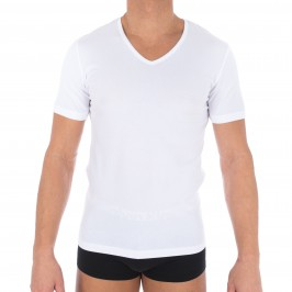 T-shirt Cotton Organic blanc - IMPETUS GO31024 26C