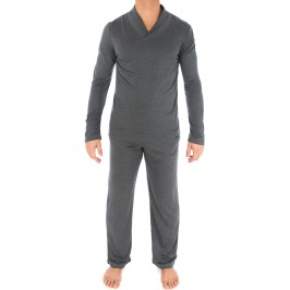 Pyjama Thermal - Neue - IMPETUS 4505B19 039