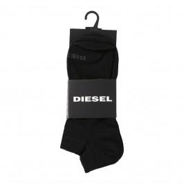 SKM-GOST-THREEPACK - Socquettes ( lot de 3 ) noir - DIESEL 00SI8H-0CASM-900