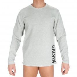 Sweat-shirt Ck avec logo - CALVIN KLEIN NM1451E 080