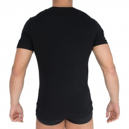 T-shirt Col V Innovation blanc - IMPETUS 1351898 020