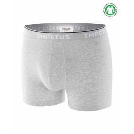 Boxer Cotton Organic gris - IMPETUS GO20024 073