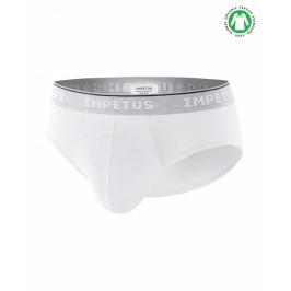 Slip Cotton Organic Blanc - IMPETUS GO10024 26C