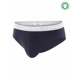 Slip Cotton Organic Bleu - IMPETUS GO10024 039