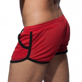 Short Basic Mesh rouge - ADDICTED AD647 C06
