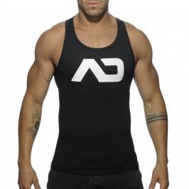 Débardeur Basic noir - ADDICTED AD457 C10