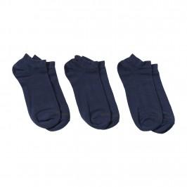 SKM-GOST-THREEPACK - Socquettes ( lot de 3 ) navy - DIESEL 00SI8H-0CASM-89D