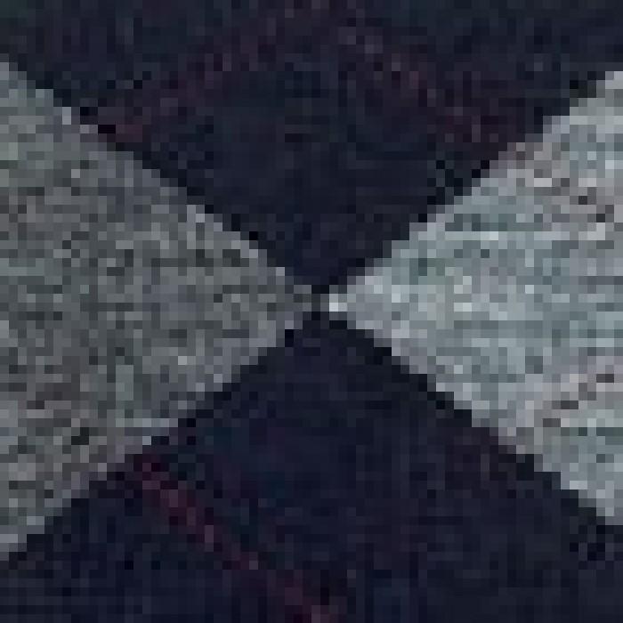 Chaussettes Mi-Bas Edinburgh - bleu/gris - BURLINGTON 27082-6377