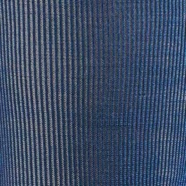 Chaussettes Fine Shadow Wool - bleu - FALKE 13189-6002