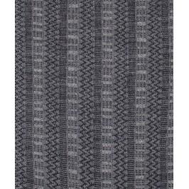 Chaussettes Ajourées all over géométriques Laine Gris - LABONAL 38984 3200