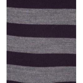 Chaussettes Rayures marin Laine Gris - LABONAL 38122 3200