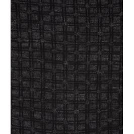 Chaussettes Bicolores quadrillage Laine Gris - LABONAL 38988 3090