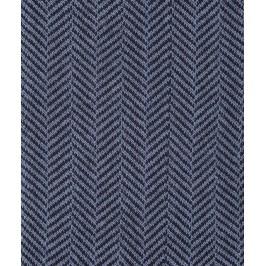 Chaussettes Chevrons Laine Bleu - LABONAL 38996 1000