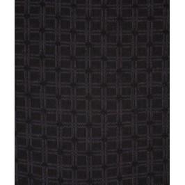 Chaussettes Bicolores quadrillage Laine Noir - LABONAL 38988 8017