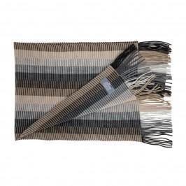 Echarpe rayure gris - LABONAL 75244 3000