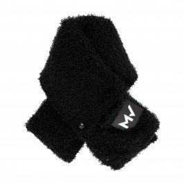 Echarpe Faux Fur - noir - MODUS VIVENDI NS1885-BLACK