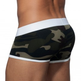 Boxer Stripe camo - blanc - ADDICTED AD765 C01