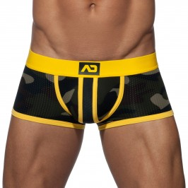 Boxer Stripe camo - blanc - ADDICTED AD765 C03