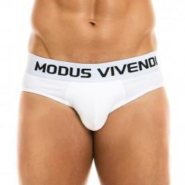 Slip Classic - blanc - MODUS VIVENDI 02915-WHITE