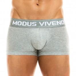 Boxer Classic - gris - MODUS VIVENDI 02921-GREY