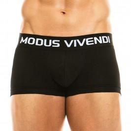 Boxer Classic - noir - MODUS VIVENDI 02921-BLACK