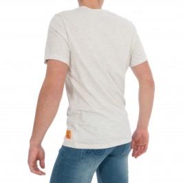 T-shirt avec logo - Monogram blanc - CALVIN KLEIN *NM1576E-OW5