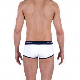 Le Boxer blanc - ref :  GFB BLANC