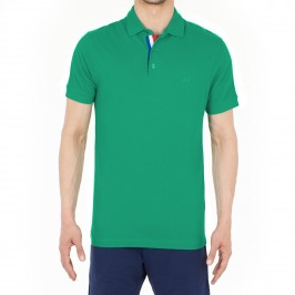 Louis Short-sleeved polo - Blue - HOM 400454-1126
