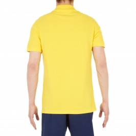 Louis Short-sleeved polo - Yellow - HOM 400454-1277