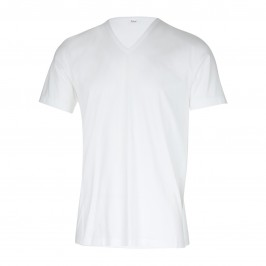 T-shirt con scollo a V Luxor