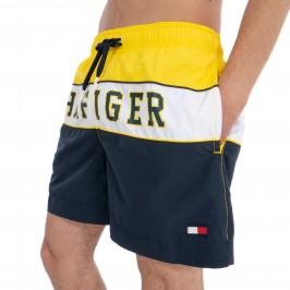 155804c4f1386 Logo Drawstring Swim Shorts - TOMMY HILFIGER UM0UM01116-700 ...