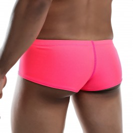 Cheek boxer Jean bleu - JOE SNYDER CHEEK BOXER 13 PINK NEON POL ZC