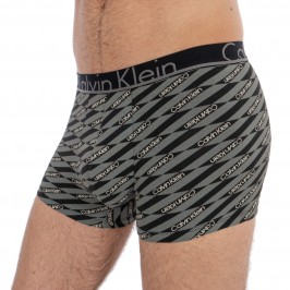 2 Pack Trunks - Calvin Klein ID black and gray - CALVIN KLEIN *NU8643A-VDP