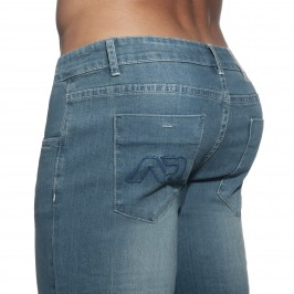 Squat bermuda Jeans - ADDICTED AD804 C500