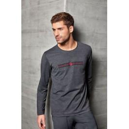 Pyjama thermique logo 1973 gris - IMPETUS 4534G66-020