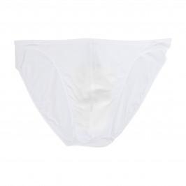 Slip micro Plumes - blanc - HOM 404756-0003
